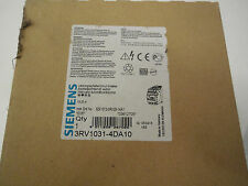 NEW SIEMENS 3RV1031-4DA10 CIRCUIT BREAKER 3RV10314DA10