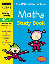 KS2 Revisewise Maths Study Book Various Very Good Book