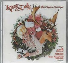 KENNY ROGERS & DOLLY PARTON ONCE UPON A CHRISTMAS Hard Candy Christmas NEW CD