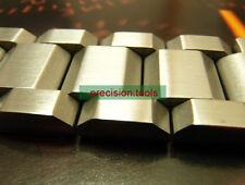 22mm Stainless Steel 417 Bracelet Double Flip Lock Clasp For SKX007 Tuna SBBN015