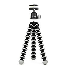 Joby GorillaPod SLR Zoom Tripod with Ball Head Bundle for DSLR and Mirrorless...