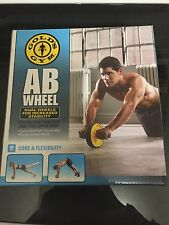 Gym Dual Wheel Exercise Ab Wheel Abdominal Exercise Machine . N Inbox
