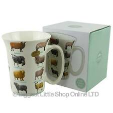 NEW Fine China Sheep Breeds MUG/CUP by Leonardo Gift Boxed Farm Yard Animals