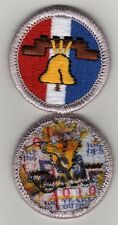 "Citiz. in the Nation Merit Badge, Type K, ""BSA 2010"" Back (2010-12), Mint!"