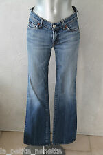 joli jeans bootcut stretch used SEVEN FOR ALL MANKING taille 36/38 (26)