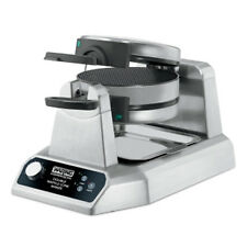 WARING DOUBLE ELECTRIC WAFFLE CONE MAKER W/ ROLLING CONE - WWCM200