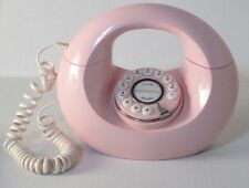 Pink Donut Phone Push Button Parts Repair