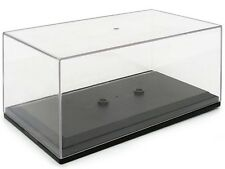 MODEL DISPLAY CASE 1:43 Plastic Acrylic Box Models Diecast Car Spare Boxes