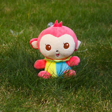 Little monkey Soft Plush Toy Doll For Baby Stuff Toys 20cm Soft Toy with Sucker