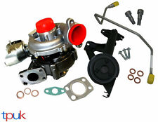 Peugeot 307 407 Turbo Turbocompresor 1.6 HDI 110PS y kit de montaje