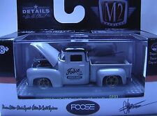 1956 Ford f-100 camion Foose Overlord 1:64 m2 machines 32600