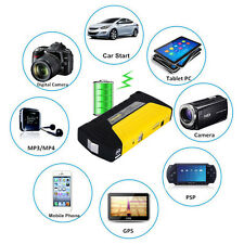 Portable 50800mAh Car Truck Jump Start Pack Booster Charger Battery Power Bank