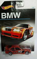 1/64 Hot Wheels 2012 HW Race BMW E36 M3 Race