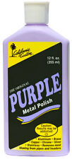 California Custom Purple Metal Polish Holden LC LJ LH LX GTR SS SLR A9X Torana