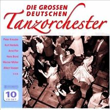 THE BEST GERMAN ORCHESTRA [10CD] (4011222234971) NEW CD