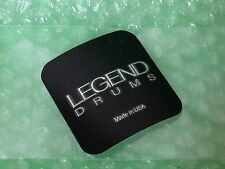 Kaman Legend Drum Badge / Tag  -  New Old Stock