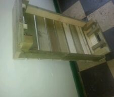 4 X Wood Storage, Display,Chitting tray, Vegetable Box, Fruit Crate drying apple