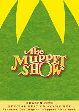Muppet Show: Season One (2016, DVD NEUF)4 DISC SET