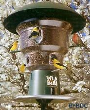 Wild Bills Electronic Squirrel Proof Bird Feeder, 8 ports