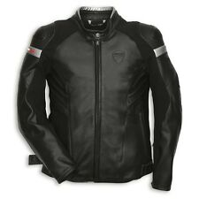 NEW Dainese DUCATI Dark Armor Jacket SIZE 60 MENS Black