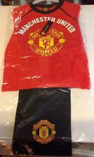 Manchester United FC Pajama Set Officially Licensed Product Sz 11-12 Years