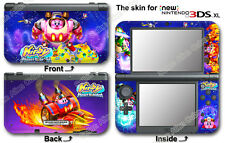 Kirby Planet Robobot Popular Skin Sticker Decal Cover for NEW Nintendo 3DS XL