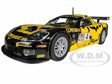 CHEVROLET CORVETTE C6R #4 1/24 DIECAST CAR MODEL BY BBURAGO 28003