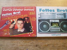 Fettes Brot [2 CD Maxi] nordisch by nature + Lieblingslied