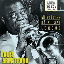 Louis Armstrong - Milestones of a Jazz Legend (18 Albums on 10 CDs)