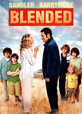 Blended DVD, 2014, Includes Digital Copy UltraViolet - Mint! Sandler Barrymore