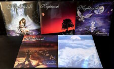 NIGHTWISH Vinyl LP Collection: Lot of five 2xLPs STILL SEALED Century Child