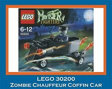 LEGO Monster Fighters 30200 ~ Zombie Chauffeur Coffin Car NEW