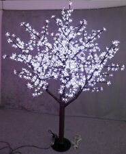 LED Christmas Light Cherry Tree 5FT Height Waterproof 480pcs LEDs White Outdoors