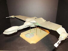 "STAR TREK 27"" WINGSPAN KLINGON BIRD OF PREY GRP RESIN MODEL KIT BY WARP MODELS"