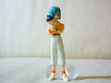 Dragon Ball Z GT KAI Bulma Trunks   HG Gashapon Mini Figure Bandai DBZ