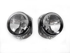 DEPO 2007-2009 Mercedes Benz W211 E63 AMG Replacement Glass Fog Light Set