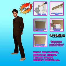 DOCTOR WHO THE 10TH DOCTOR BROWN SUIT DAVID TENNANT LIFESIZE CARDBOARD CUTOUT