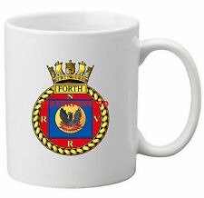 FORTH ROYAL NAVAL VOLUNTEER RESERVE COFFEE MUG
