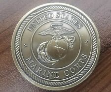 US Marines 72 Virgin dating service Challenge Coin 10% wounded warriors donation
