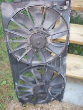 01-05 BUICK LESABRE Dual Twin Engine Motor Cooling Motor Fan Assembly