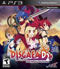 PLAYSTATION 3 PS3 GAME DISGAEA D2 A BRIGHTER DARKNESS BRAND NEW