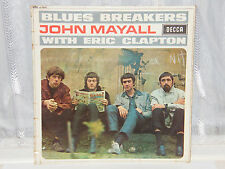 "John Mayall - Blues Breakers with Eric Clapton 12"" Lp 1966 / Original"