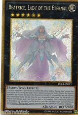BEATRICE LADY OF THE ETERNAL  - PGL3-EN021 - 1st Ed Gold Rare