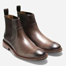 Cole Haan Men's Brown Williams Welt Chelsea Boot Ankle Boot  C23801 SIZE 8M $300