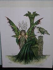 Amy Brown - Twig Queen II - Limited Edition - SOLD OUT