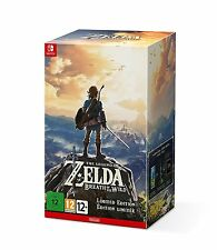 The Legend of Zelda: Power of the Wild Limited Edition neu&ovp