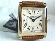 RAYMOND WEIL LADIES ROMAN GOLD SQUARE TANKER WATCH 9866 (NO BAND)
