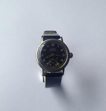 Vintage Swiss Made Military FREMES UNUSUAL Watch Waterproof Shock resistant