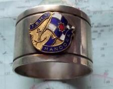 Old T.S.M.V Manoora Adelaide Steamship Company Line Napkin Ring WW2 Interest