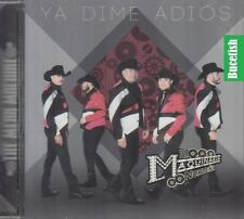 Maquinaria Nortena Ya Dime Adios CD New Nuevo Sealed